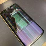 液晶漏れiPhone
