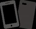 iPhone修理 -アイフォンのアイコン